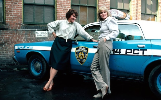 CBS Bets on Another Reboot with 'Cagney and Lacey′