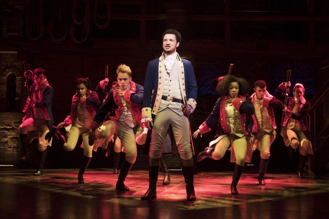 Hamilton becomes most-nominated production in Olivier Awards history
