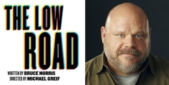 'The Low Road' Completely Scared Kevin Chamberlin—and Why He Did it Anyway