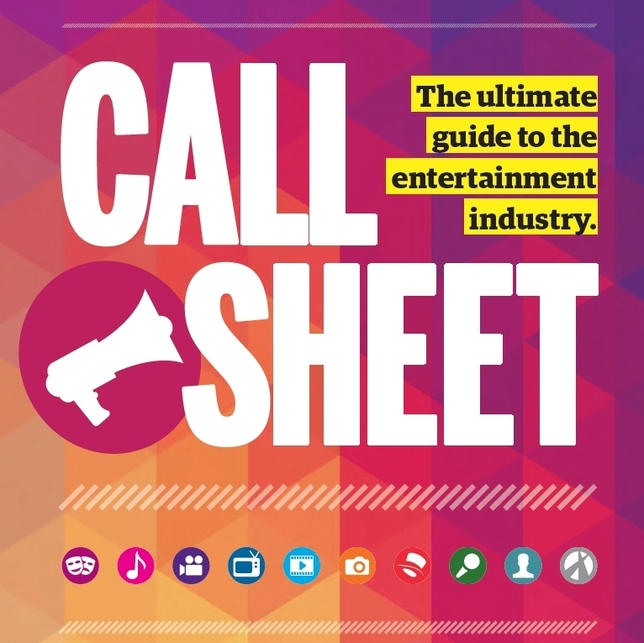 Call Sheet: The Entertainment-Industry Contact Directory