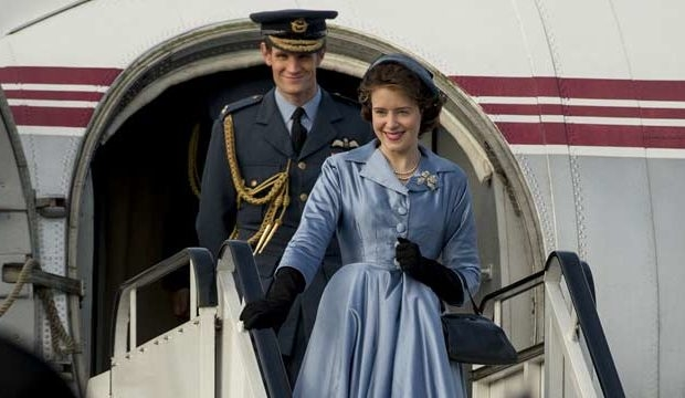 The Crown's Claire Foy breaks silence on pay gap controversy