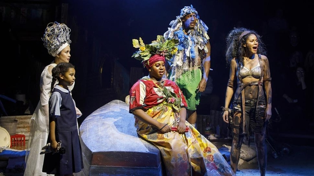 How Actors Helped Create the Costumes for 'Once on This Island'