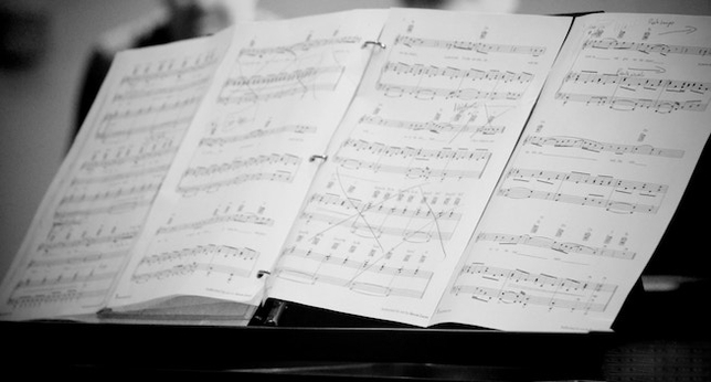The Art of Organizing Your Sheet Music