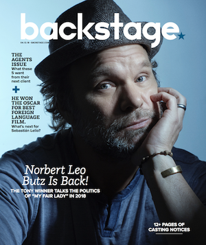 Norbert Leo Butz on Typecasting + Playing 'My Fair Lady' in 2018