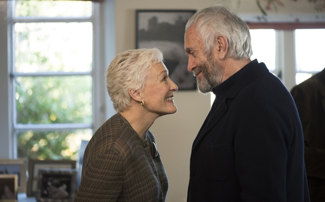 WATCH: Glenn Close Is Magnetic in First Trailer for 'The Wife'