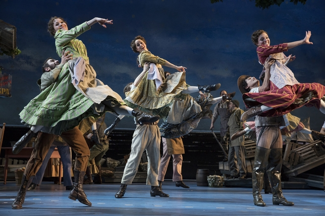 'Carousel' Busts Out With 12 Drama Desk Award Nominations