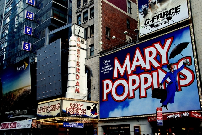 L.A. Now Casting: Dance Your Way Onstage With a Role in 'Mary Poppins'