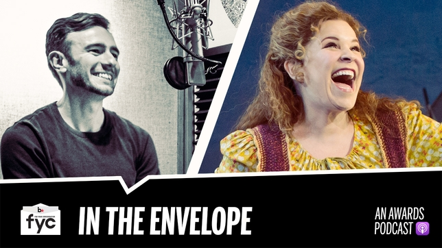 'In the Envelope' Podcast: 'Carousel' Tony Nominee Lindsay Mendez Schools Us