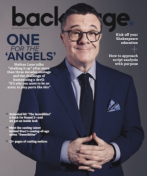 Theater Legend Nathan Lane Talks Living and Dying Onstage in 'Angels in America'
