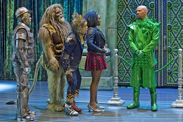 Earn $1,100 in a Stage Revival of 'The Wiz,' Currently Casting All Roles