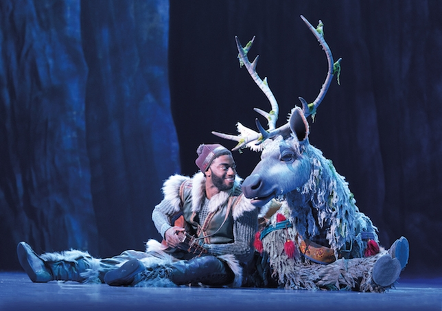 Why There Were Only 100 Living Actors Who Could Maneuver the Puppets of 'Frozen'