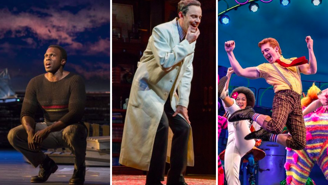 3 Leading Actor Tony Nominees on How to Survive Awards Season