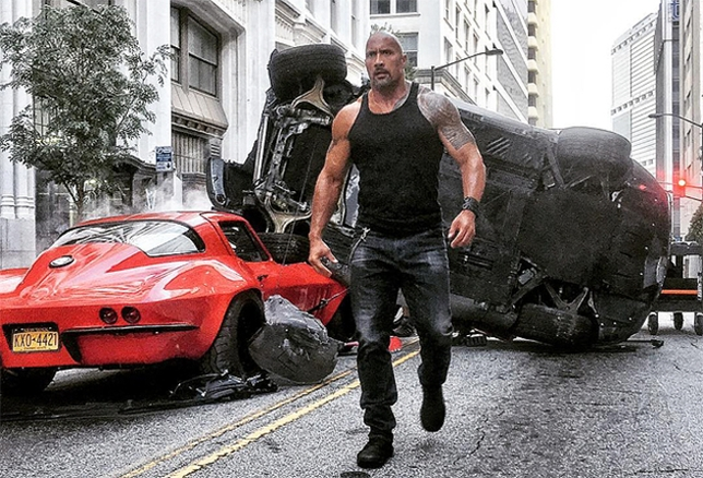 U.K. Greenlit: 'Fate of the Furious' Spin-Off, Angelina Jolie's Next Project + More Are Casting