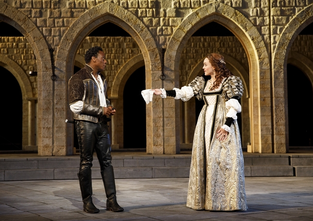 Shakespeare in the Park's Heather Lind Talks a Feminist 'Othello' + The Power of No
