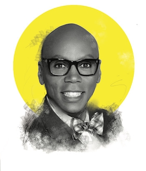 RuPaul on How Not to 'Give a F*ck' About Auditions