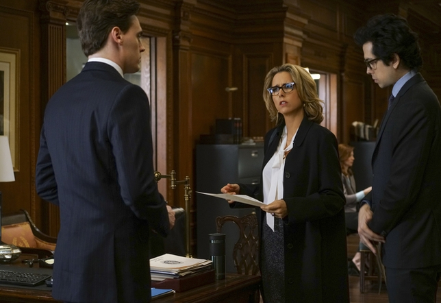 'Madam Secretary' and 'The Good Fight' CD Explains how Theater Training Helps on TV + Film Jobs