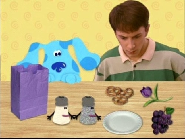 Audition to Be the Host of the Rebooted 'Blue's Clues'
