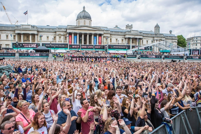 West End Live Returns With Free Concerts + More London Actor Events This Week