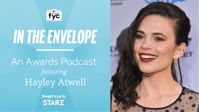 'In the Envelope' Podcast: Hayley Atwell on Starz's 'Howards End' & When to Cry Onscreen