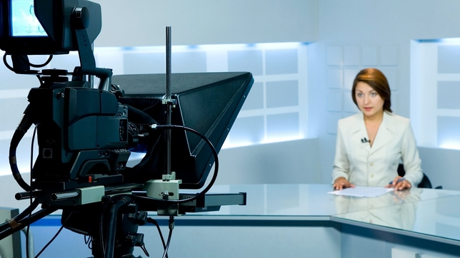 How to Master the Teleprompter When Hosting