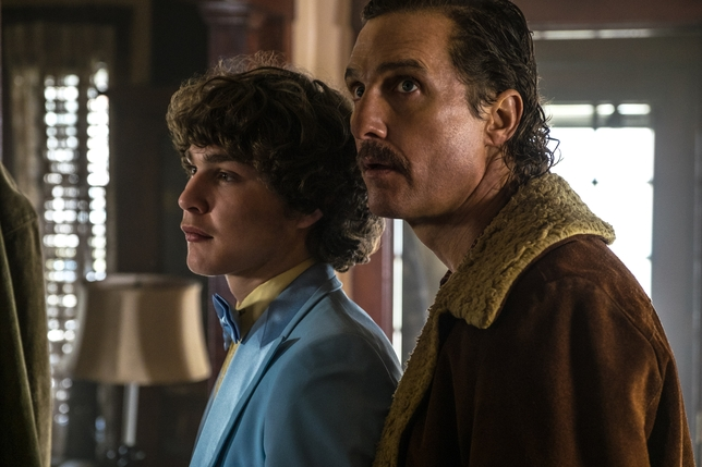 WATCH: Richie Merritt + Matthew McConaughey Lead 'White Boy Rick'