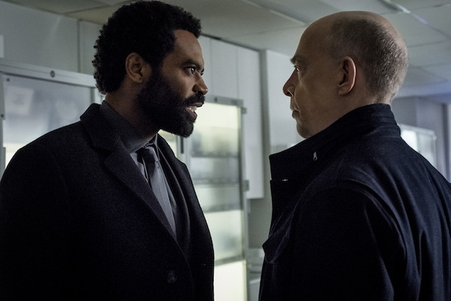 How J.K. Simmons Miraculously Pulls Double Duty as Howard on 'Counterpart'