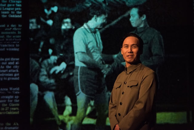 Playwright Lauren Yee on How BD Wong Perfected His Chinese Accent for 'The Great Leap'