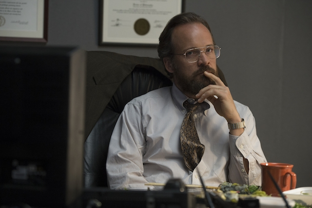Peter Sarsgaard on 'The Looming Tower' + How to Protect Yourself as an Actor