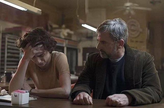 Timothée Chalamet + Steve Carell Are Heart-Shattering in 'Beautiful Boy' Trailer