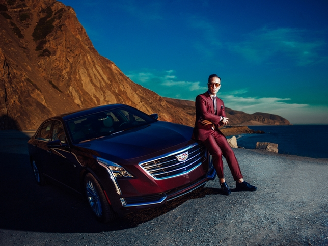 Earn $1,000 per Day as a Lead in a Cadillac Commercial