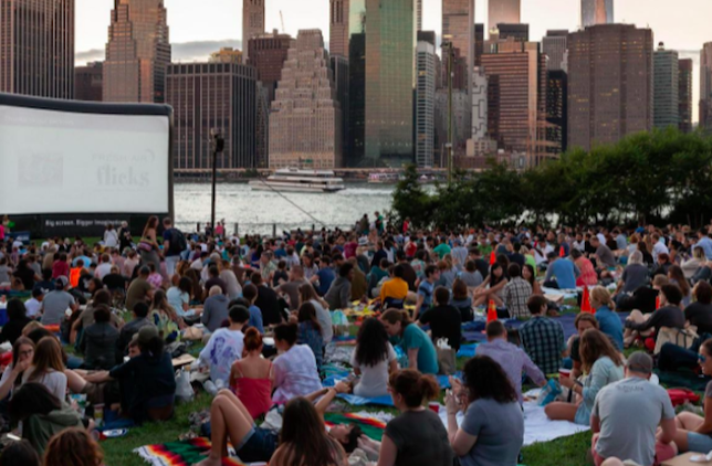 Catch a Free Movie Under the Stars in Brooklyn + More NYC Events 7/6–12