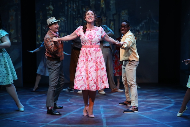 Melissa Errico on Why a 'Balls-Out' Stage Performance Is Better Than Technical Perfection