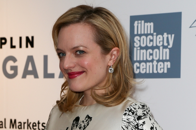 Elisabeth Moss to Get Spooked in 'Shirley'