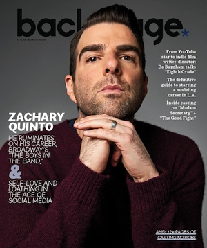 To Be a Better Actor, Zachary Quinto Needed to Fall in Love