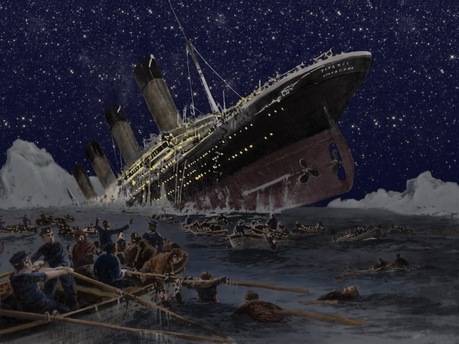 How Actors Stay Safe on the 'Titanic'