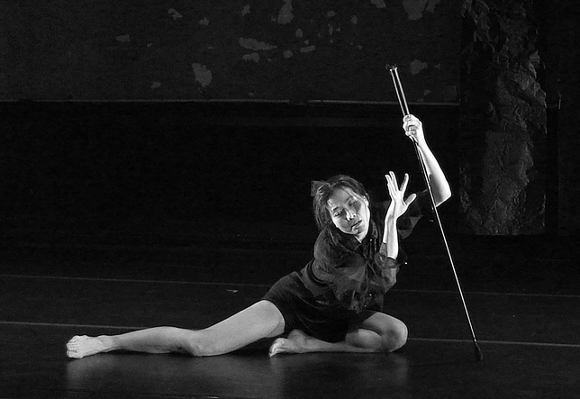 Meet the Blind Choreographer Envisioning a New World of Dance