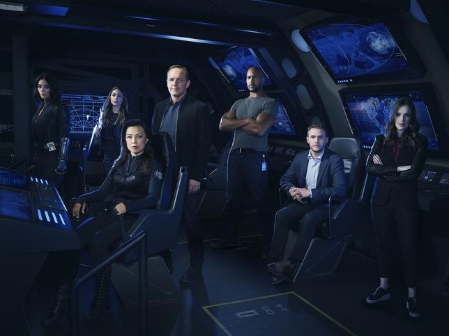 L.A. Now Filming: 'Agents of S.H.I.E.L.D.'