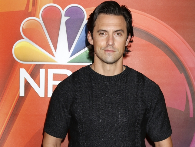 Emmy Nominee Milo Ventimiglia Says What the World Needs Now Is Love