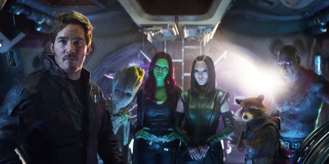 Marvel Wants 'Guardians of the Galaxy' Director Back + Other Industry News