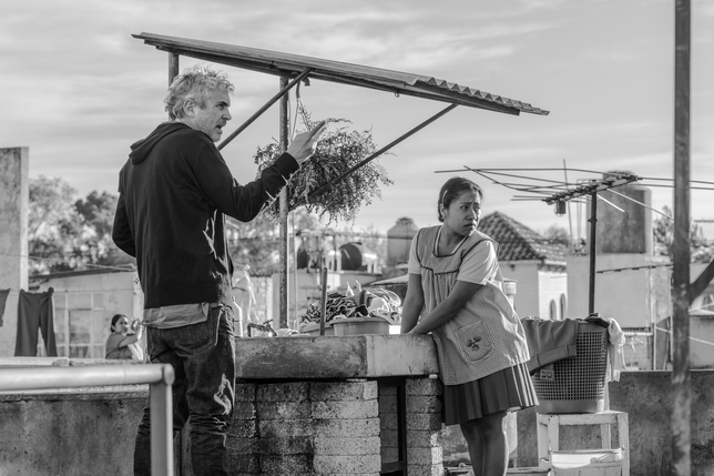 Alfonso Cuarón Wins Golden Lion for 'Roma' at 75th Venice Film Festival
