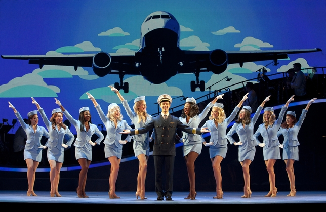 Brightly Packaged 'Catch Me If You Can' Re-Creates the Swingin' '60s