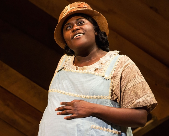 1 Acting Tip That Booked Danielle Brooks 'The Color Purple'