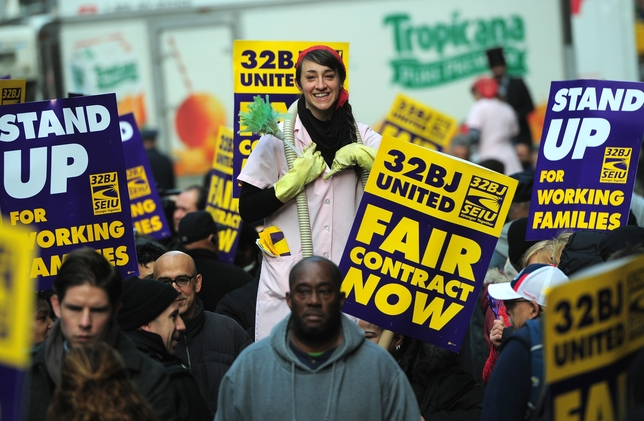 Broadway Faces Labor Strike During Busy Holiday Season