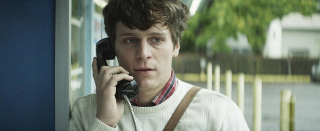 Jonathan Groff Tackles David Sedaris in 'C.O.G.'