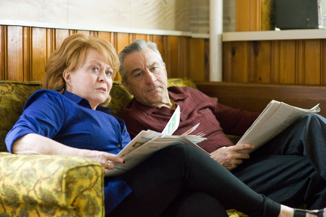 Jacki Weaver On Joining the 'Silver Linings' Family