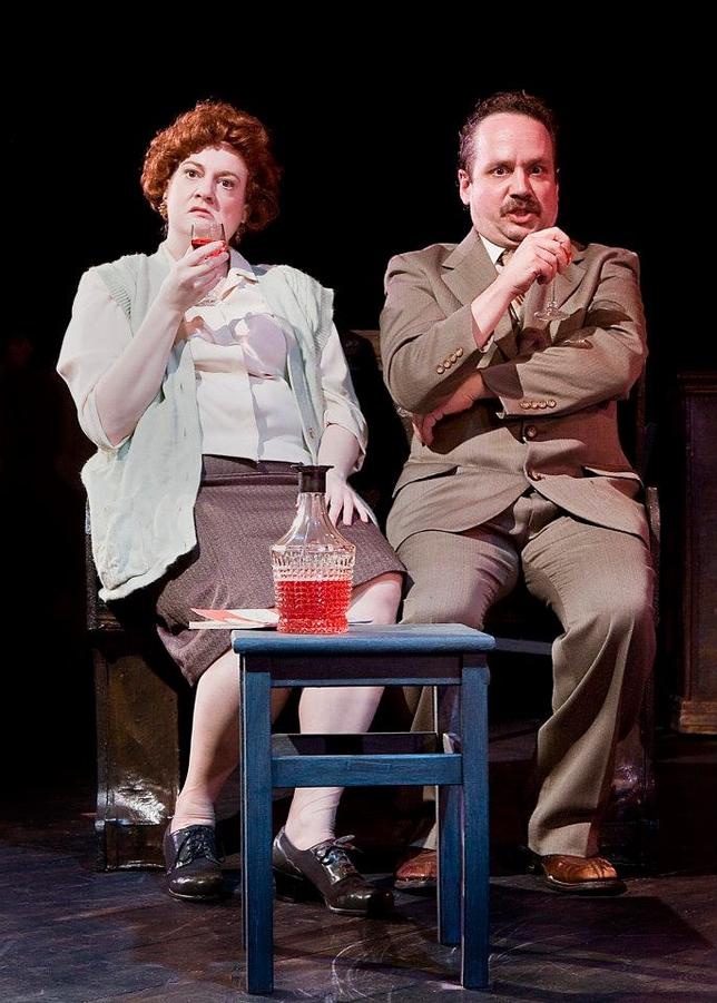 2012 IT Awards Take Over Kaye Playhouse