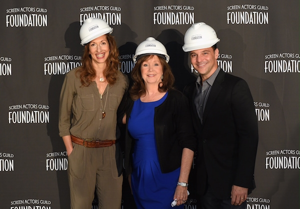 SAG Foundation Breaks Ground on Phase Two of NYC Actors Center