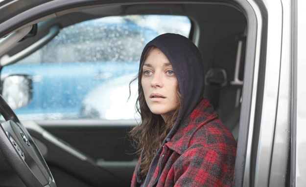 Marion Cotillard Shares Her 'Rust and Bone' Experience