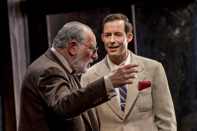 'Freud's Last Session' Is More Scholarly Debate Than Sparring Match