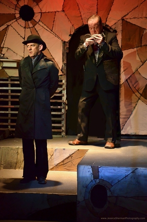 'Neverwhere' Conjures a Dank, Fantastical Netherworld